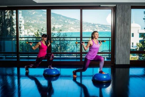 Инвестиции в фитнес-клуб