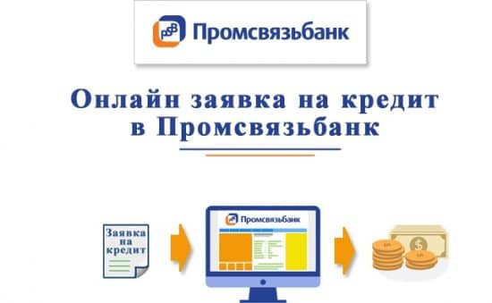 Кредит в Промсвязе