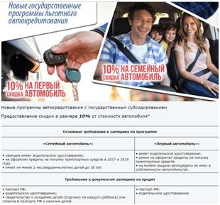 Программа субсидирования от Совкомбанка