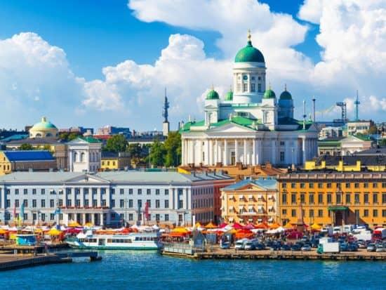 Финляндия- идеи для мира