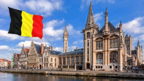 В двух словах о Бельгии