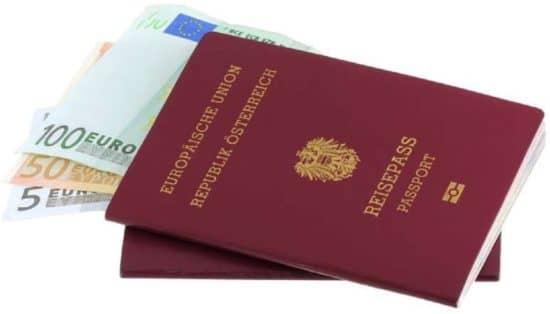 Гражданство Австрии по инвестиционной программе