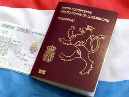 Гражданство Люксембурга