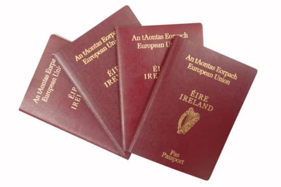 Гражданство Ирландии по инвестициям