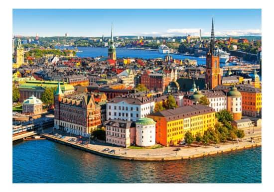 Зачем инвестировать в Швецию