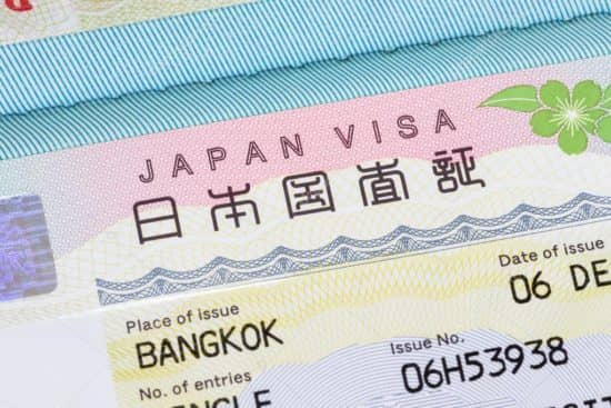 Японская виза для начала нового бизнеса