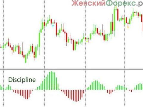 Индикатор разворота тренда Discipline