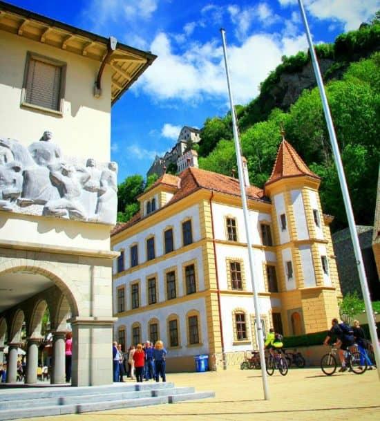 Экономический обзор Лихтенштейна