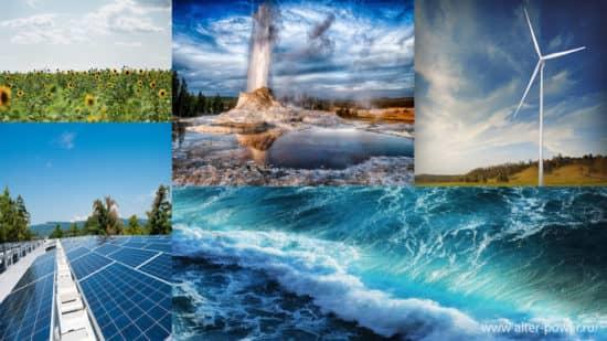 Возможности в секторе возобновляемой энергии