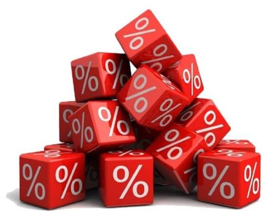 Процентные ставки вклада «Большой куш»