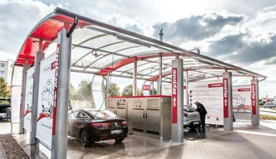 Услуги автомойки, электрические и сантехнические