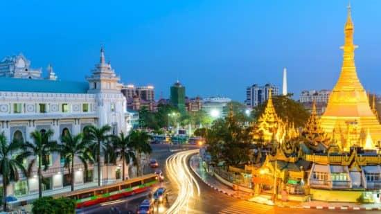 Другие окрестности Янгона