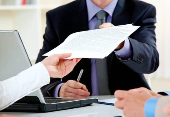 Процесс подачи заявки в FIRB