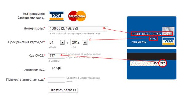 Для каких целей служит номер банковской карточки Сбербанка
