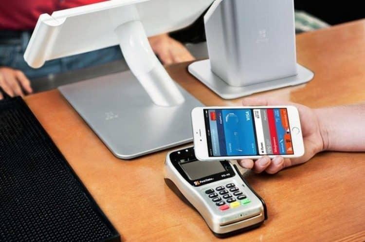 Как оплачивать телефоном вместо карты Сбербанка айфон