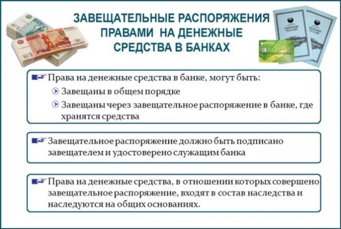 Как составить завещание в Сбербанке России