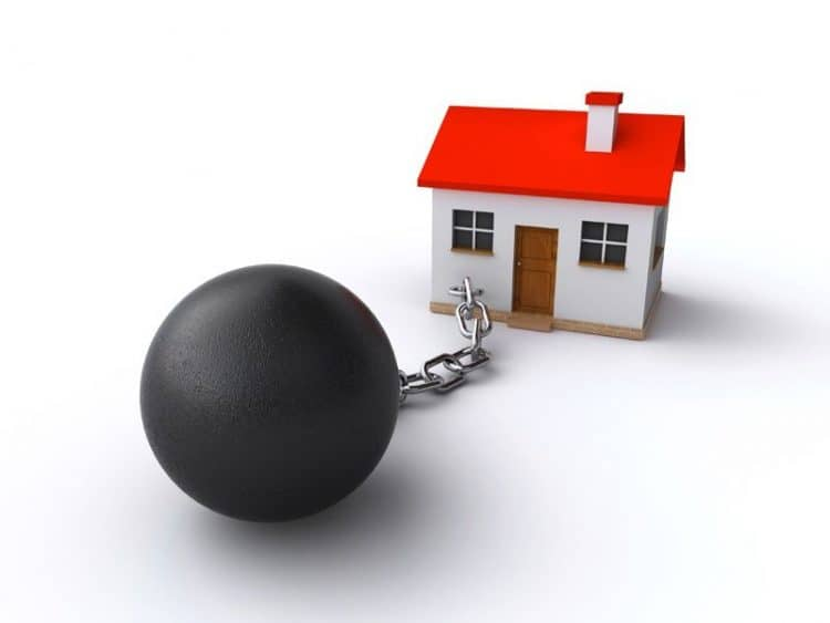 Обременение по ипотеке от Сбербанка