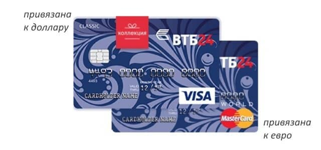MasterCard Standart и Visa
