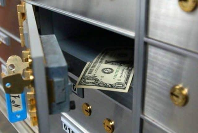 Банковская ячейка ВТБ