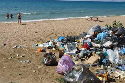 Почему трудно убрать мусор в общественных местах без помощи властей?