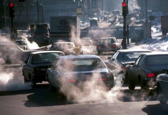 Как боролись с загрязнением воздуха в Мехико