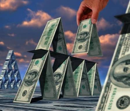 ГКО: государственная финансовая пирамида (1993-1998 гг.)