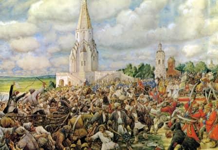 Причины Медного бунта в Московском государстве (1662 г.)
