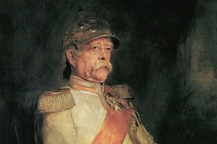 Первая пенсионная система была создана Отто фон Бисмарком в 1889 году