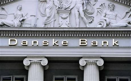 В 2012 году Центральный банк Дании сделал ключевую ставку отрицательной