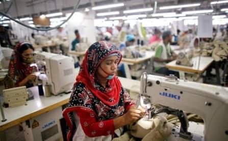 Как в Бангладеше появилась текстильная промышленность