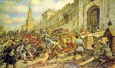 Налог на соль и народное восстание 1648 года