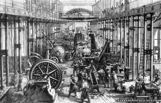 Промышленная революция и рост населения Европы