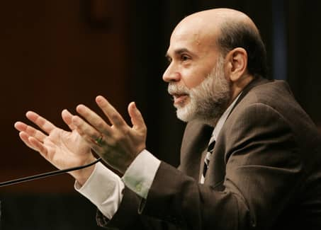 Политика количественного смягчения в США во время кризиса 2008 года