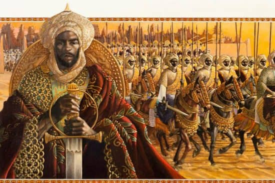 Самым богатый человек в истории - Манса Муса
