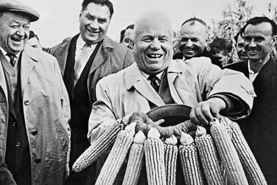 Причины провала кукурузной кампании Хрущева