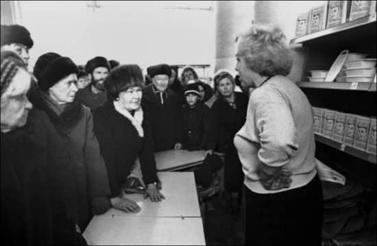 Заработная плата в СССР и России