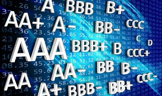Неэффективность рейтинговых агентств и кризис в США