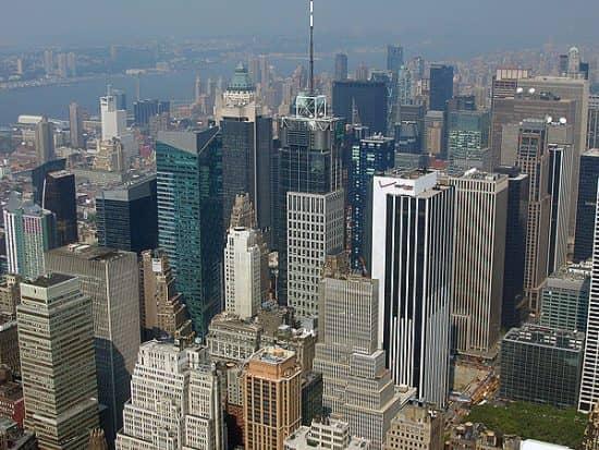 Индекс небоскрёбов как индикатор приближения кризиса