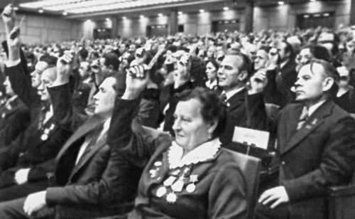 Неравенство в СССР было основано на льготах и привилегиях