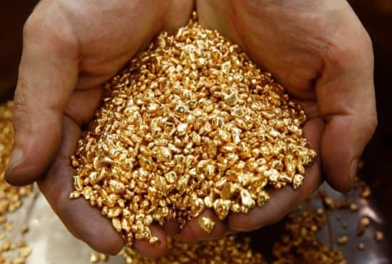 История добычи золота в России (до 20 века)