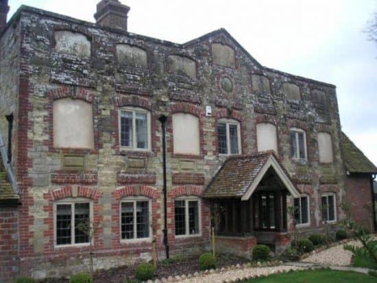 Налог на окна в Англии