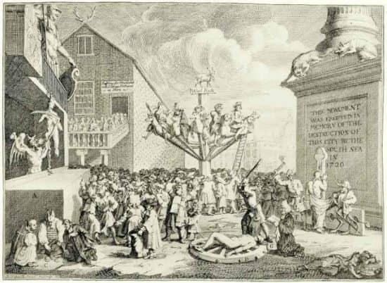 Гениальная финансовая схема 18 века