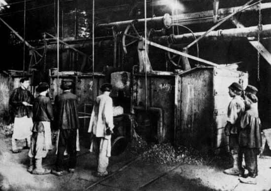 Заработная плата рабочего в царской России перед революцией