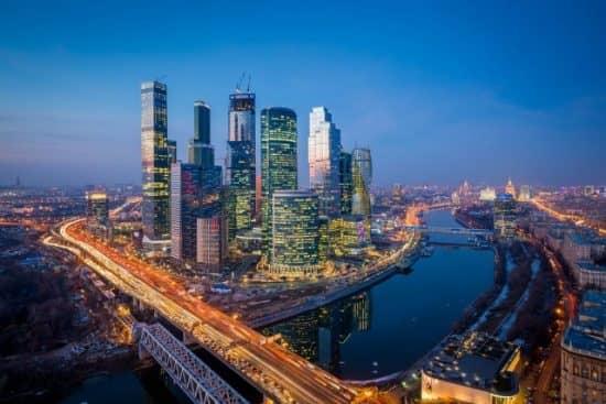 35,2% от объема всех депозитов в России приходится на жителей Москвы