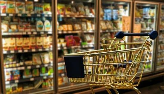 Как в супермаркетах появились тележки для товаров