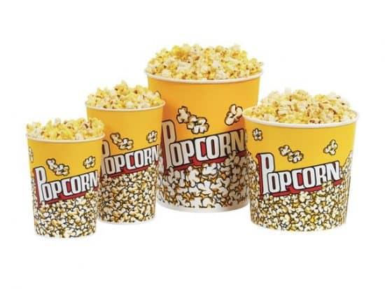 Почему попкорн в кинотеатре стоит так дорого