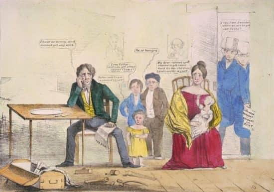 Кризис в США в 1837 году