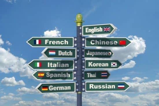 Рынок обучения иностранным языкам