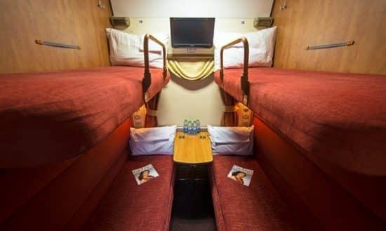 «Гранд Экспресс»: частный поезд в рамках естественной монополии
