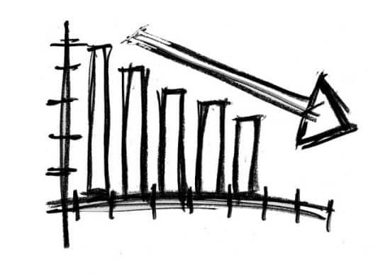 Негативные тенденции российской экономики (2017)